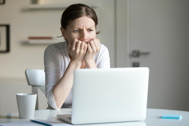 تفاوت میان استرس و اضطراب!